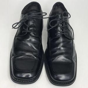 Florsheim  black leather Oxford dress shoes 10.5